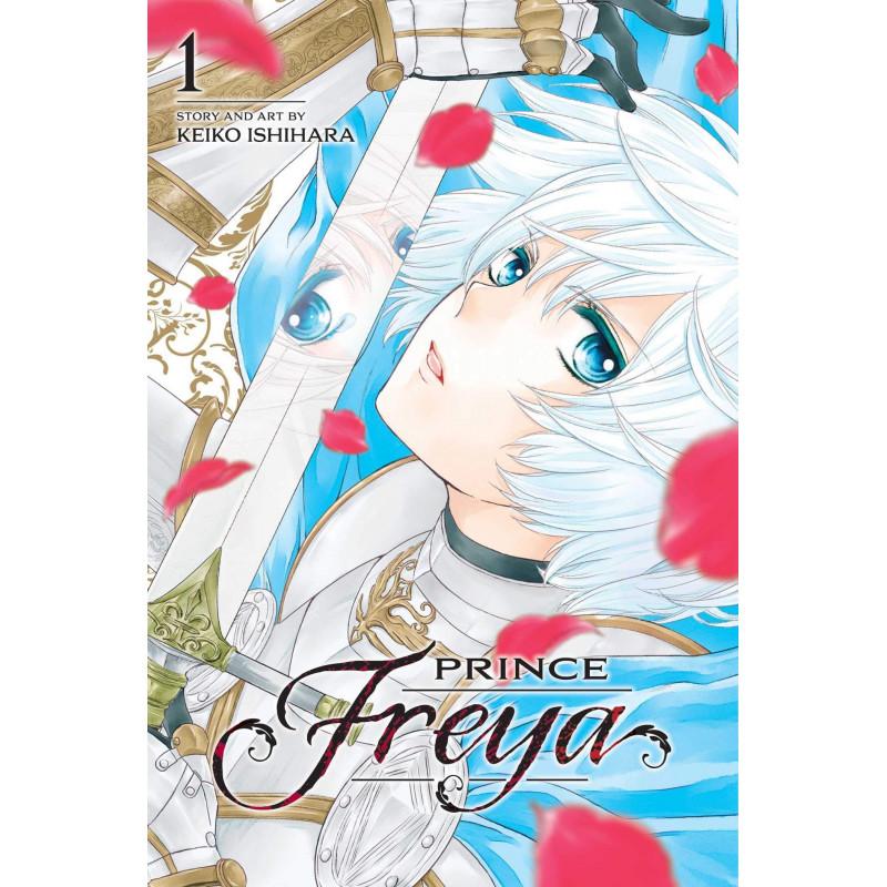 PRINCE FREYA 01 (INGLES - ENGLISH)