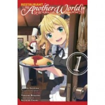 RESTAURANT TO ANOTHER WORLD 01 (INGLES - ENGLISH)