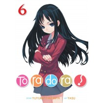 TORADORA 06 (LIGHT NOVEL) (INGLES - ENGLISH)