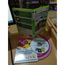 LIVE ARCADE GAME PACK (360) - SEMINUEVO