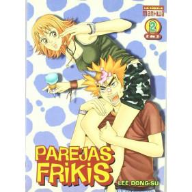 PAREJAS FRIKIS 02 - SEMINUEVO