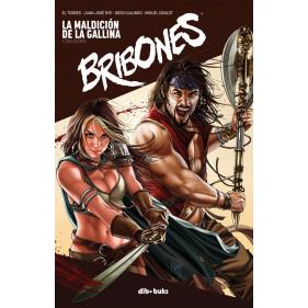 BRIBONES: LA MALDICIÓN DE LA GALLINA - SEMINUEVO
