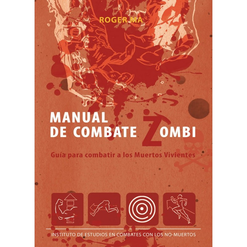 MANUAL DE COMBATE ZOMBI - SEMINUEVO