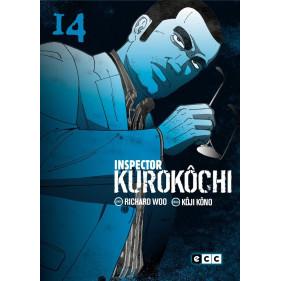 INSPECTOR KUROKOCHI 14 - SEMINUEVO