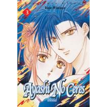 AYASHI NO CERES 03 - SEMINUEVO