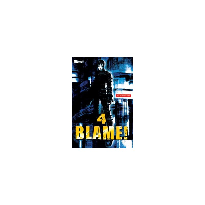 BLAME 04 (GLENAT) - SEMINUEVO