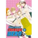 CRIMSON HERO 02 - SEMINUEVO