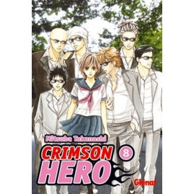 CRIMSON HERO 08 - SEMINUEVO