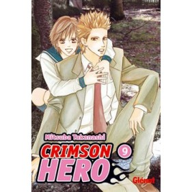 CRIMSON HERO 09 - SEMINUEVO