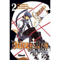 D.GRAY-MAN 02 (GLE) - SEMINUEVO