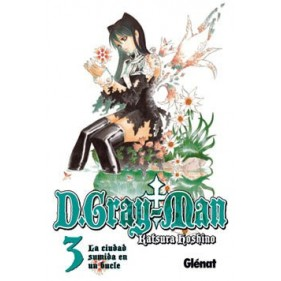 D.GRAY-MAN 03 (GLE) - SEMINUEVO