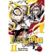 D.GRAY-MAN 11 (GLE) - SEMINUEVO