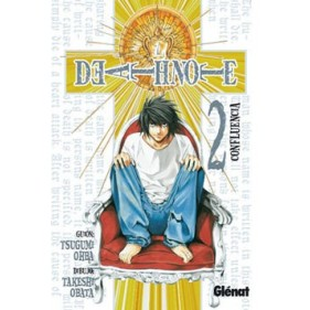 DEATH NOTE 02 (EDT) - SEMINUEVO