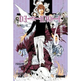 DEATH NOTE 06 (EDT) - SEMINUEVO