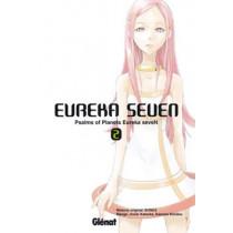 EUREKA SEVEN 02 - SEMINUEVO