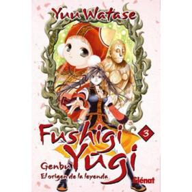FUSHIGI YUGI GENBU 03 - SEMINUEVO