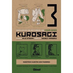 KUROSAGI 03 - SEMINUEVO