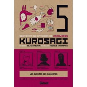 KUROSAGI 05 - SEMINUEVO