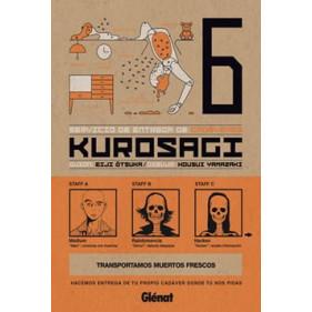 KUROSAGI 06 - SEMINUEVO