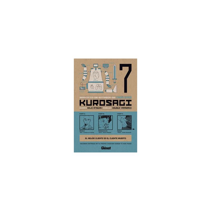 KUROSAGI 07 - SEMINUEVO