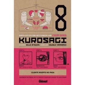 KUROSAGI 08 - SEMINUEVO