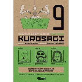 KUROSAGI 09 - SEMINUEVO