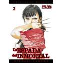 LA ESPADA DEL INMORTAL 03 - SEMINUEVO