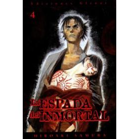 LA ESPADA DEL INMORTAL 04 - SEMINUEVO