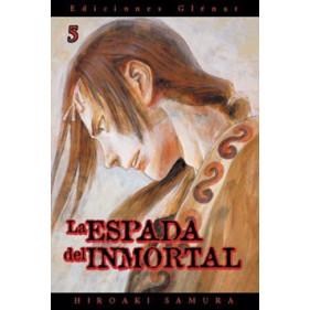 LA ESPADA DEL INMORTAL 05 - SEMINUEVO