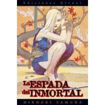 LA ESPADA DEL INMORTAL 06 - SEMINUEVO