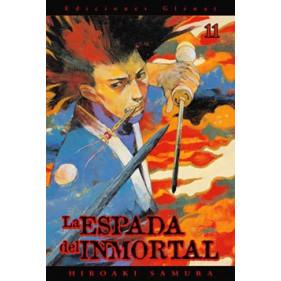 LA ESPADA DEL INMORTAL 11 - SEMINUEVO