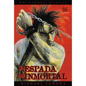 LA ESPADA DEL INMORTAL 16 - SEMINUEVO