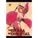 LA ESPADA DEL INMORTAL 17 - SEMINUEVO