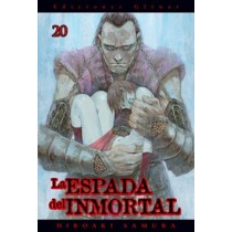 LA ESPADA DEL INMORTAL 20 - SEMINUEVO
