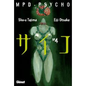 MPD-PSYCHO 04 - SEMINUEVO