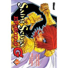 SAINT SEIYA EPISODIO G 01 - SEMINUEVO