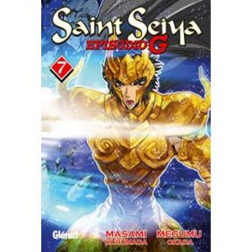 SAINT SEIYA EPISODIO G 07 - SEMINUEVO