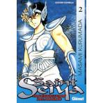 SAINT SEIYA TOMO 02 - SEMINUEVO