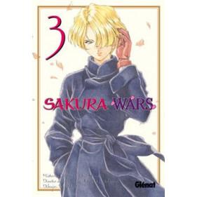 SAKURA WARS 03 - SEMINUEVO