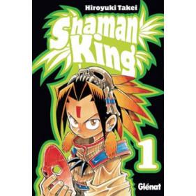 SHAMAN KING 01 - SEMINUEVO