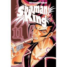 SHAMAN KING 11 - SEMINUEVO