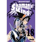 SHAMAN KING 18 - SEMINUEVO