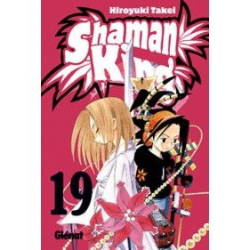 SHAMAN KING 19 - SEMINUEVO