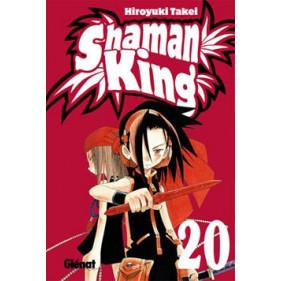 SHAMAN KING 20 - SEMINUEVO