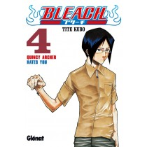 BLEACH 04 (GLE) - SEMINUEVO