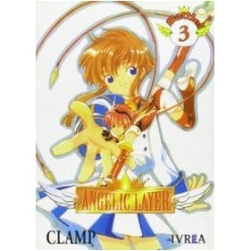 ANGELIC LAYER 03 - SEMINUEVO