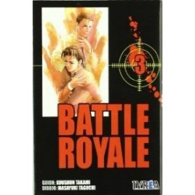BATTLE ROYALE 02 - SEMINUEVO