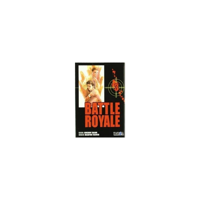BATTLE ROYALE 02 - SEMINUEVO