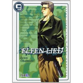 ELFEN LIED 09 - SEMINUEVO