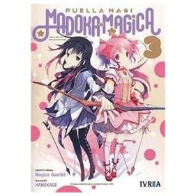 MADOKA MAGICA 03 - SEMINUEVO